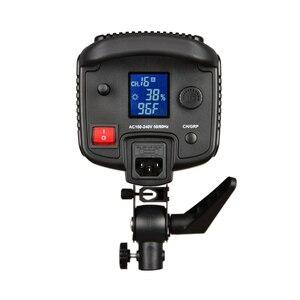 Image 5 - Godox SL 150W 150WS 5600K blanc Version LED lumière vidéo Studio Photo continue lumière vidéo pour caméra DV caméscope