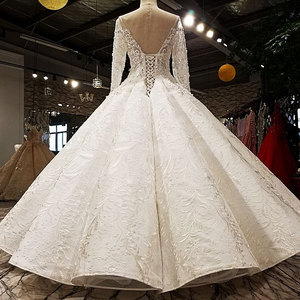 Image 3 - AIJINGYU Wedding Dress Turkey Arabic Gowns engagement Sexy Newest Cheap Attire Mexican Gown Lace Bridal Dresses For Sale