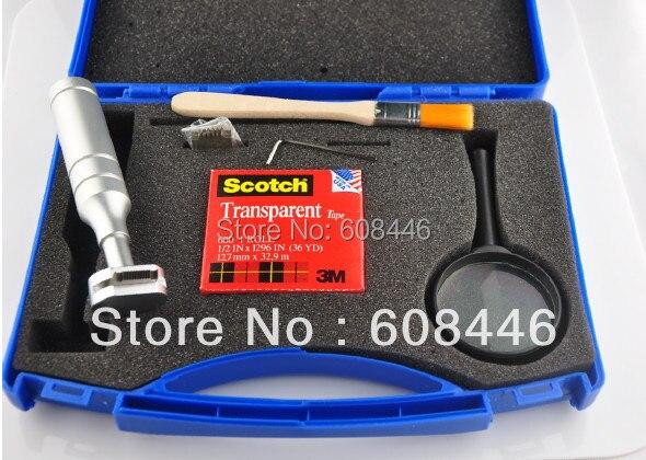 Nouveau Kit de testeur de coupe croisée pour les outils de peinture