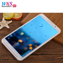 Free shipping 2018 Newest 8 inch 3G 4G Lte Tablet PC Ocat Core 4GB RAM 64GB ROM Dual SIM Card Android 6.0 IPS tablet PC 10