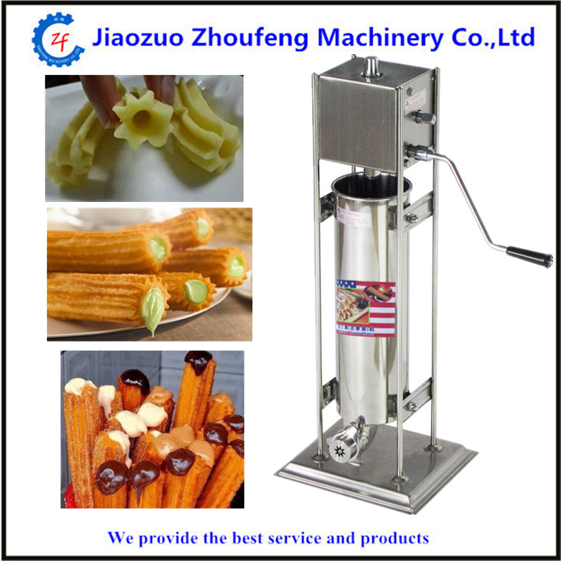 Stainless steel churros-machine spanish churro maker stainless steel churros machine spanish churro maker