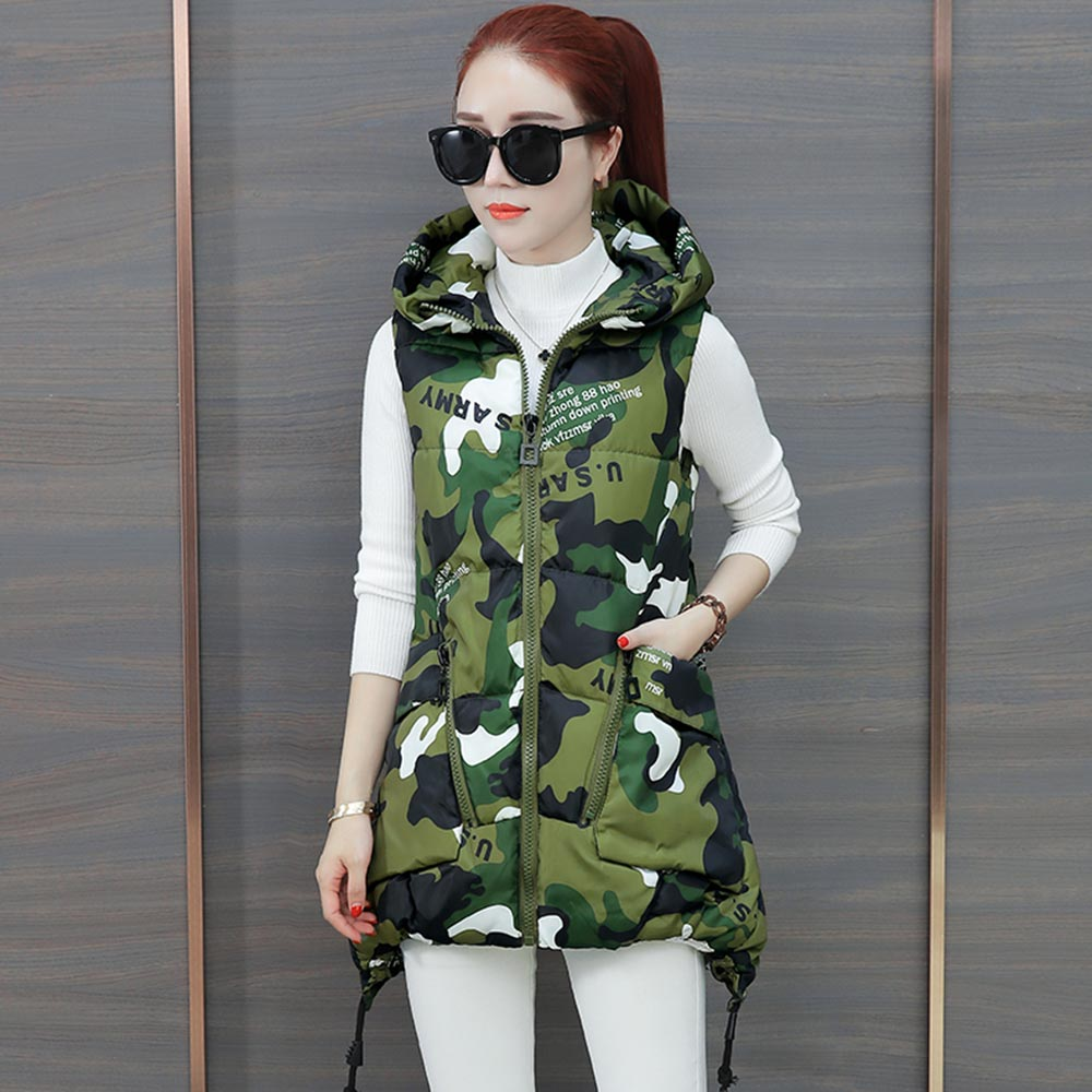Winter Long Padded Casual 23
