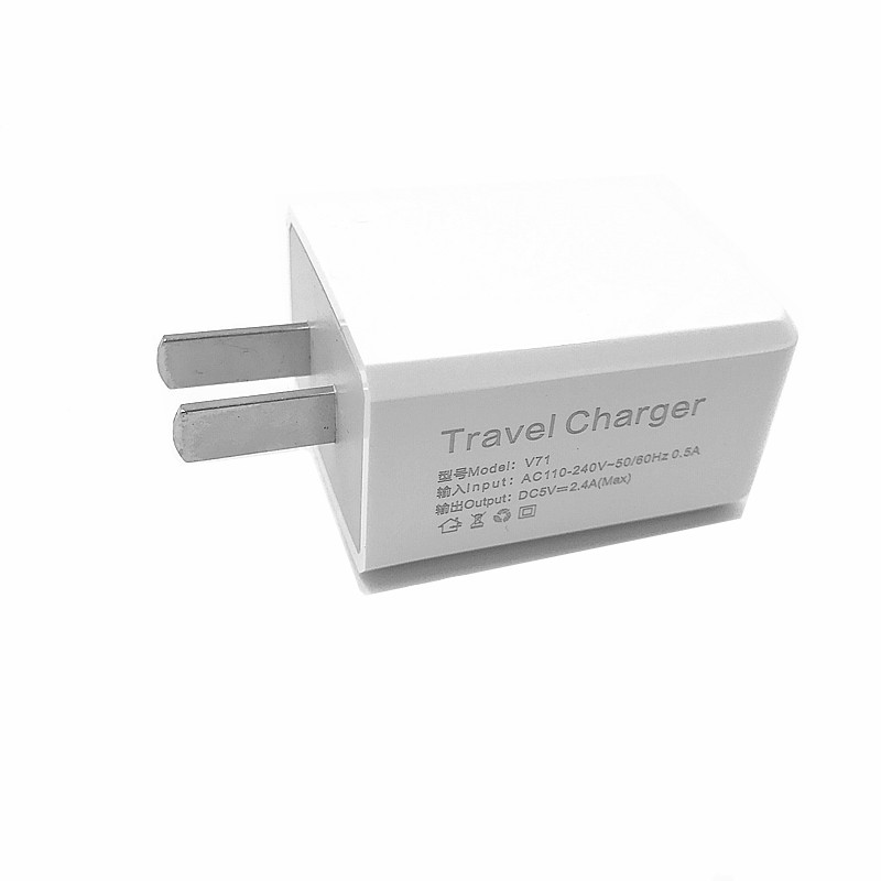 USB Type C Wall Charger 5V 2.4A Travel Charger Adapter + USB Type-C Cable For Huawei Honor 8 9 P9 P10 Nova 2 Plus Mate 9 10 Pro