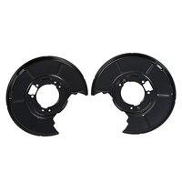 For E36 E46 316i 328i REAR DISC BRAKE BACK PLATE RIGHT & LEFT HAND A885