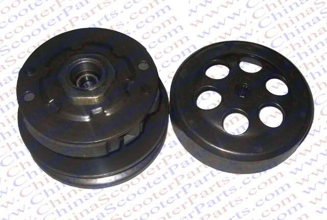 купить 115MM 22T Clutch for Honda DIO 50CC Scooter Parts по цене 4419.84 рублей