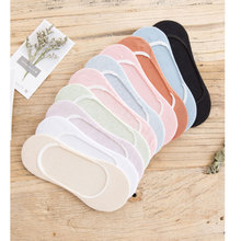 10Pairs Women Invisible Low Cut No Show Footlet Socks Slip Cotton Low Cut Socks