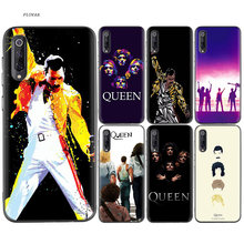 Freddie Mercury Queen band Soft Case For Xiaomi 9 8 A2 lite A1 Play Pocophone F1 Xiomi Redmi Y3 Note 7 6 5 Pro 5Plus Cover(China)