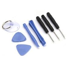8 w 1 narzędzia do naprawy telefonu komórkowego zestaw wkrętaków zestaw do iPhonea telefon komórkowy dla xiaomi dla huawei repail zestaw narzędzi