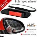 Alta qualidade 2 PCS universal Driver 2 Side Wide Angle Convex Car veículos Espelho Blind Spot Auto RearView para todos car venda quente