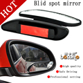 high quality 2PCS universal Driver 2 Side Wide Angle  Convex Car Vehicle Mirror Blind Spot Auto RearView for all car hot selling