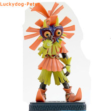 The Legend of Zelda Majora's Mask 3D Skull Kid Action Figure 1/8 scale painted figure Skull Kid Doll PVC ACGN figure Toys Anime(China)
