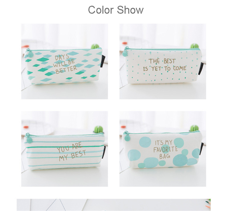 Creative Cute Pencil Case Kawai School Thing Holder Pen Bag Funny Letter  Pouch Purse Bts Stationery Store Item Stationary Kids
