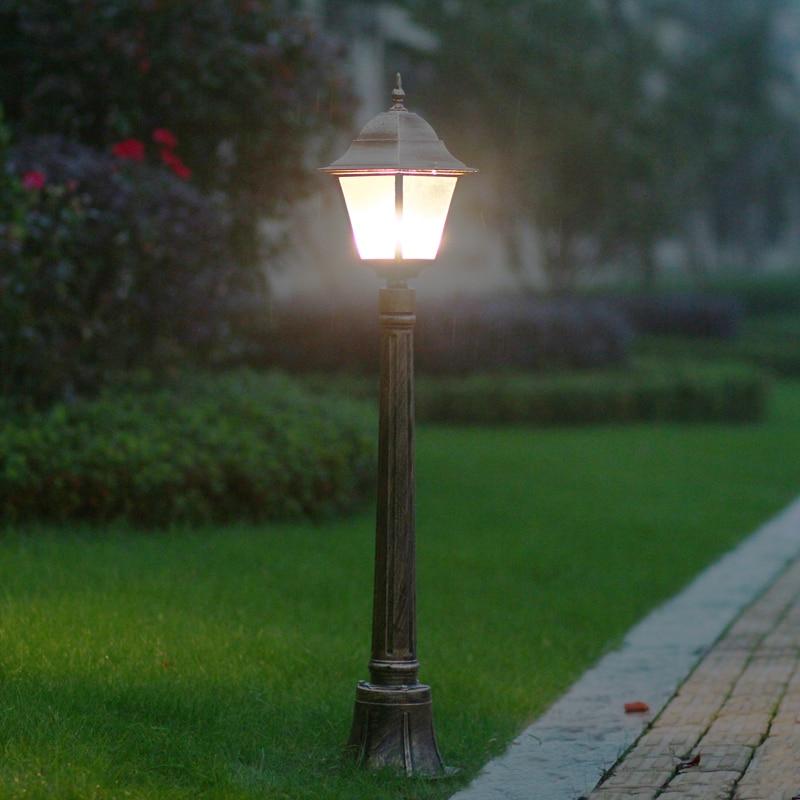 waterproof landscape lighting lawn lampe27 garden flower bed road outdoor les loges du park area lighting flower bed