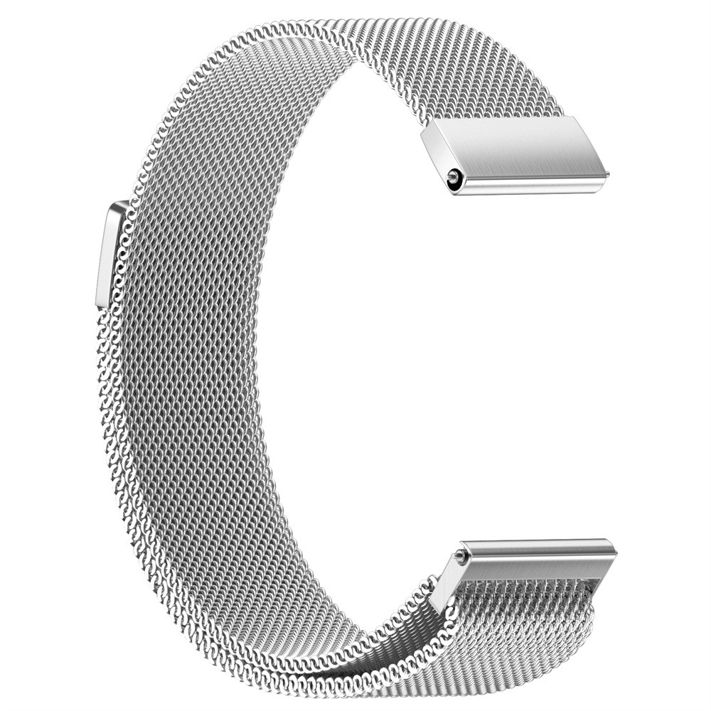 Milanese Magnetic Loop Stainless Steel Smart Watch Band For Pebble Time Round 20 bracelet for watches stainless steel nato strap new best price milanese magnetic loop stainless steel band strap bracelet for huawei honor 3 smart watch drop shipping jan8