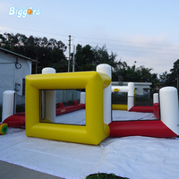 Inflatable Soccer Court Soccer Arena Inflatable Football Field