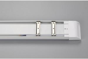 Image 4 - Diodo emissor de Luz à prova de Tri 60 cm 90 centímetros 120 centímetros 27W 40W 54W Levou Tubo Plana 3 Batten Luz Brilho Super diodo emissor de Luz Linear, frete Grátis