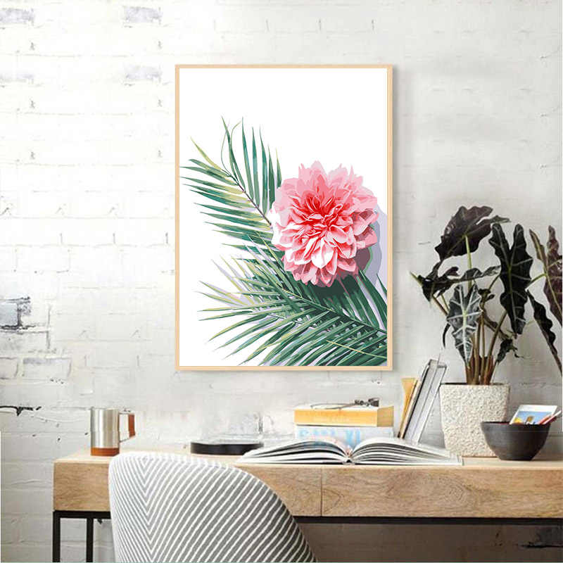 DIY Oil Paint by Numbers Kits flowers Painting by Handmade on Canvas Wall Art Living Room Painting By Numbers landscape rs4050