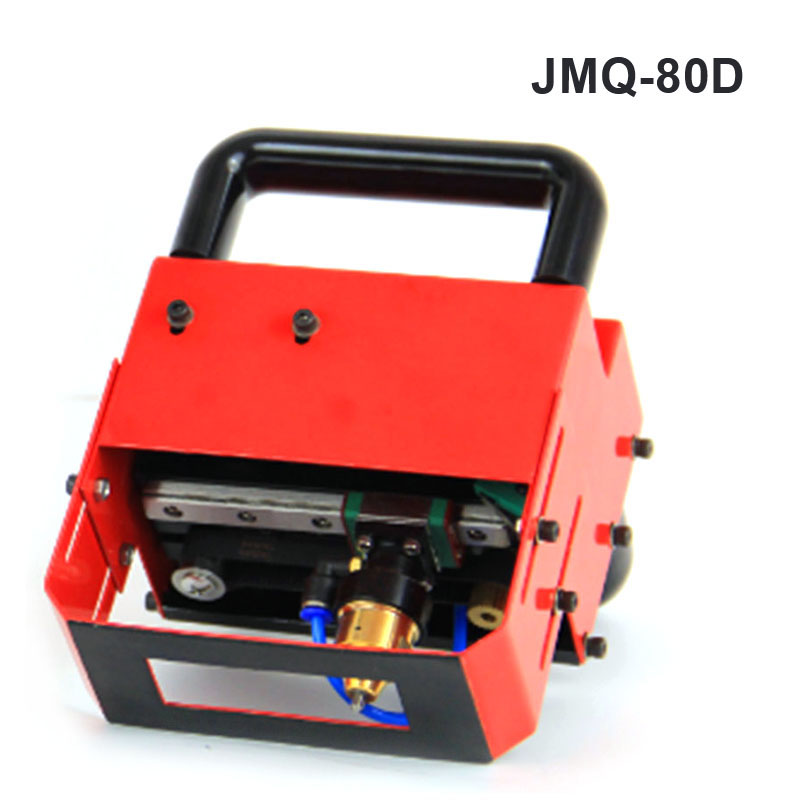 220V/110V Portable Metal Pneumatic Dot Peen Marking Machine For VIN Code(80*20mm) Frame Marking Machine Chassis Number