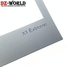 新しい FHD 液晶ベゼルシートステッカー B カバーマイラーレノボ Thinkpad X1 極端な世代 1 20MF 20MG ラップトップ 01YU734 460.0DY0W.0002