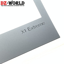 Yeni FHD LCD Çerçeve levha Etiket B kapak Mylar Lenovo Thinkpad X1 Aşırı Gen 1 20MF 20MG dizüstü bilgisayar 01YU734 460.0DY0W.0002
