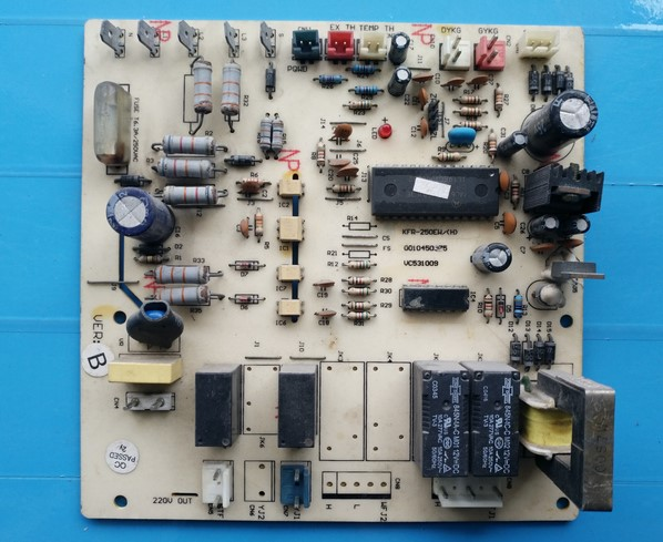 0010450375 KFR-250EW/H VC531009 Good Working Tested