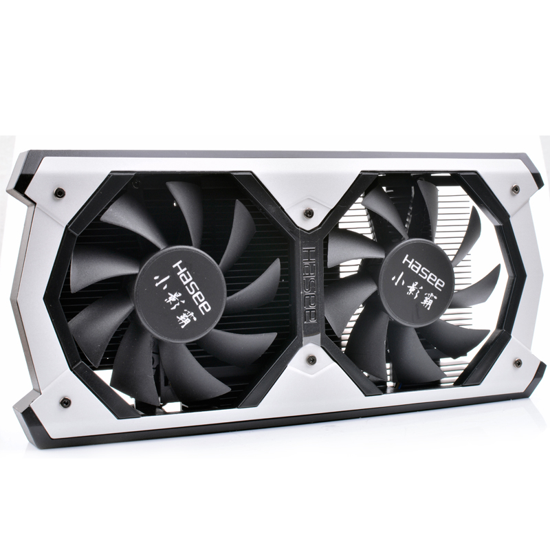 Brand new original GALAXY GTX1060 6G P106 GTX960 graphics card cooling aluminum block fan image