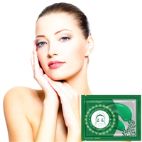 Love Thanks anti cerne eye mask Seaweed gel eye patches for eyes Dark circles and bags under the eyes Creams