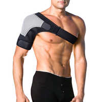 Tcare 1Pcs Shoulder Brace Adjustable Shoulder Support With Pressure Pad for Injury Prevention, Sprain,Soreness,Tendinitis