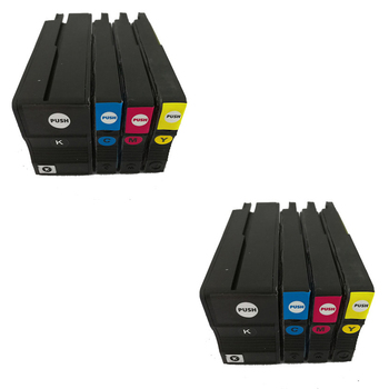 LuoCai compatible ink cartridges For HP953 For HP 953 XL Officejet Pro 7740 8210 8218 8710 8715 8718 8719 8720 8728 printer