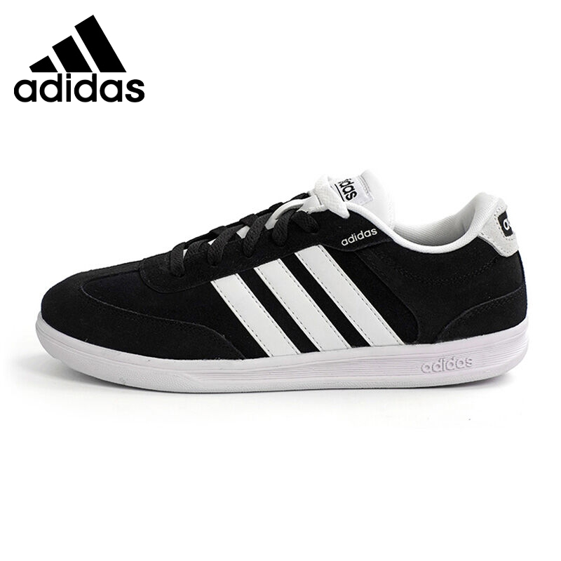 Original Adidas NEO Label CROSS COURT Men's Skateboarding Shoes Sneakers