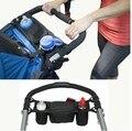 Cochecito De bebé Muñeca Mamá bebe portavasos bolsa para sillas de ruedas cochecito accessoire poussette Acoplamiento insertar passeggino yoyo Accesorios