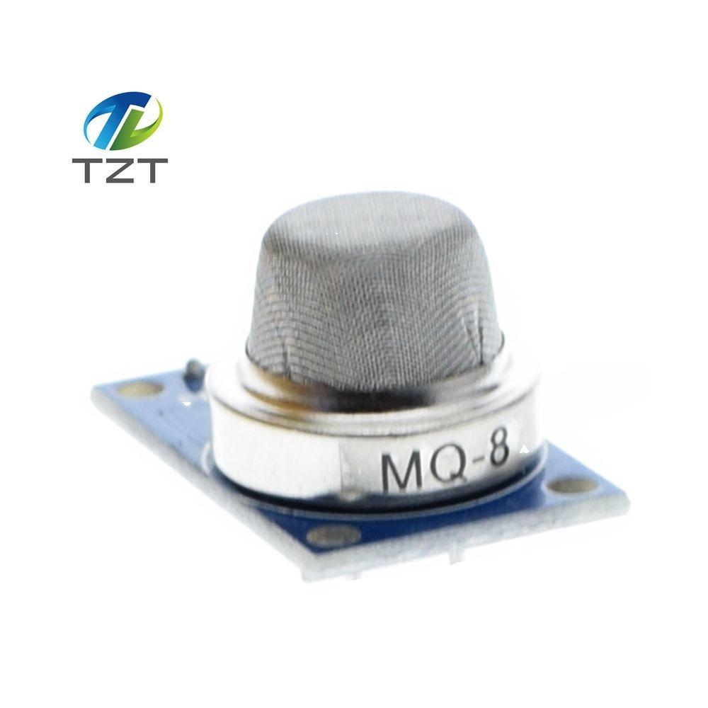 Бесплатная доставка Умная Электроника mq8 MQ 8 MQ-8 дым сжиженный воспламеняющийся газа метана Сенсор модуль для Arduino DIY starter kit ...