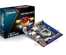 H61m-vs r2.0 b3 LGA 1155 DDR3 RAM 16G Integrated graphics Motherboard h61 motherboard g550