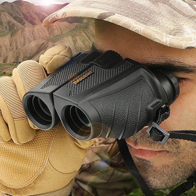 Jagdoptik Baigish High Power Fernglas 10x25 Teleskop Hd Optische Compact Hand Fernglas Für Konzert Camping Jagd Russische Militär Mit Einem LangjäHrigen Ruf