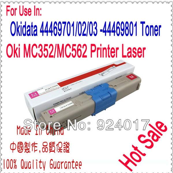 For Impressora Oki MC351 MC352 MC361 MC362 Toner Cartridge,Refill Toner For Okidata MC351dn MC352dn MC361dn MC362dn Printer,352 powder for oki data 700 for okidata b 730 dn for oki b 720 dn for oki data 710 compatible transfer belt powder free shipping