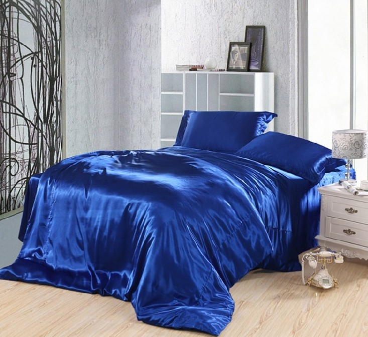 Popular Royal Blue Bedding-Buy Cheap Royal Blue Bedding lots from ...