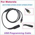 Nuevo USB de la llegada Cable de programación para Motorola MOTOTRBO DP4800 DP4801 DP4600 DP4601 XiR P8268 P8260 Radio