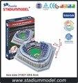 MajorLeagueBaseball MLB Нью-Йорк Янкиз NYY Дома Yankee Stadium 3D Головоломки Модель Бумаги