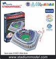 MajorLeagueBaseball MLB New York Yankees NYY Home Yankee Stadium 3D Puzzle Model Paper
