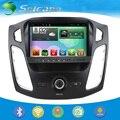 Seicane 9 дюймов GPS Навигационная Система для Ford Focus 2015 Android 5.0.1 с Сенсорным Экраном Bluetooth Музыка USB OBD2 AUX RDS