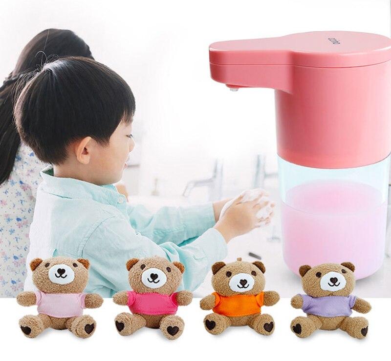 Automatic soap dispenser touchless sanitizer dispenser - Built in soap dispenser in bathroom ...