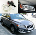 Para Volvo XC70 2008 2011 2012 2014 2015 2016 Excelente kit angel eyes Ultrabright farol de iluminação CCFL Anjo Olhos kit
