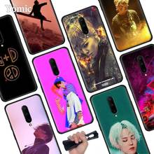 G dragon Black Soft Case for Oneplus 7 Pro 7 6T 6 Silicone TPU Phone Cases Cover Coque Shell
