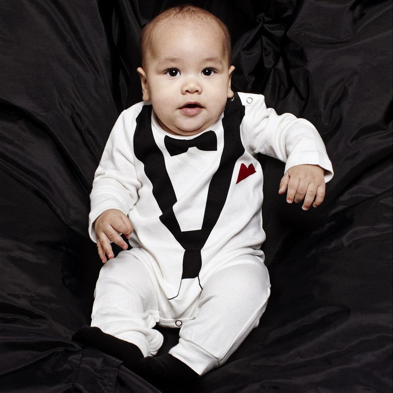 Bibihou-2017-New-Newborn-Baby-Rompers-Clothing-Children-Boys-Clothes-Tie-Gentleman-Bow-Leisure-Toddler-One-pieces-Jumpsuit-Bebe-3