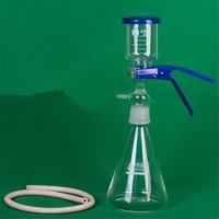 1000ml Vacuum Suction Filter Device Sand Core Filtration Devices Solvent Filter Filtration Device High Borosilicate Glass
