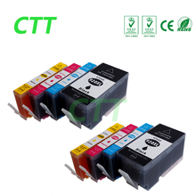 8 шт. совместимый для 920XL HP 920 картридж для HP Officejet 6000/6500/6500a/7000/ 7500/7500a Принтеры полный чернил с чипом!