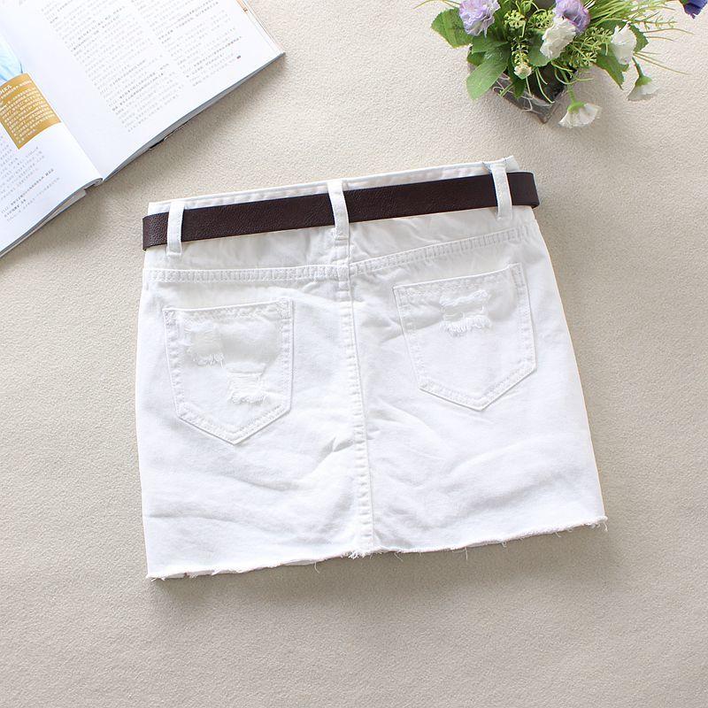 falda feminino mini cintura