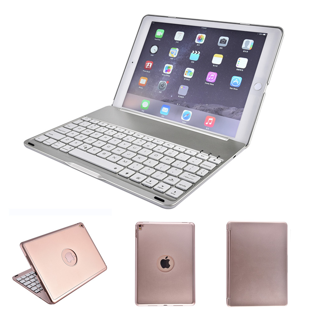 8d5ea3f169a Keyboard New Air 10.5 2 Pro 1 Ipad Mini Wireless Cover Gaming 2018 Case 7  Light