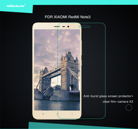 For Xiaomi Redmi Note 3 Nillkin Amazing H 0 33mm Anti Explose Tempered Glass Screen Protector