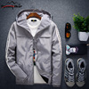 Speed Hiker 2017 New Jacket Men Spring Autumn Outside Jacket Coat Boys Causal Hooded Jaqueta Masculina